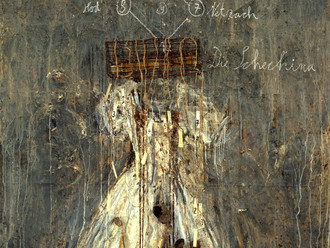 Anselm Kiefer, Schechina, 1999